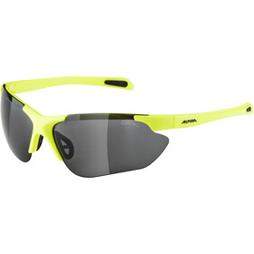 Alpina Jalix Lunettes, neon yellow-black